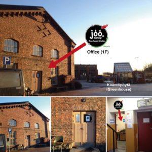 JooSoap Studio Office Helsinki